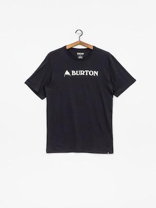 T-shirt Burton Horizontal Mtn (true black)