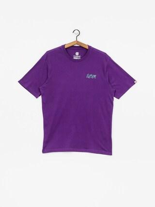 T-shirt Element Devote (acai)
