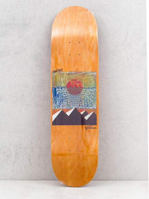 Deck Youth Skateboards Pyramids (orange)