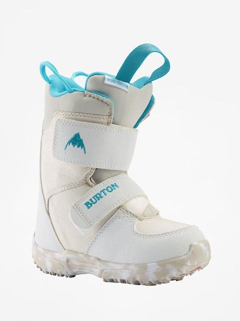Buty snowboardowe Burton Mini Grom (white)