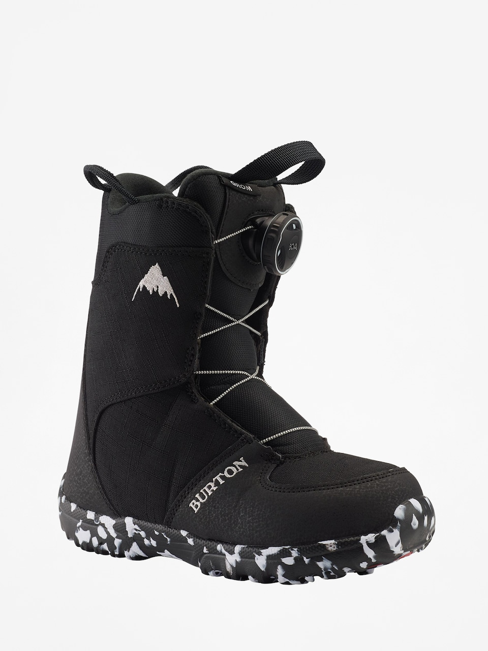 Buty Snowboardowe Burton Grom Boa Black