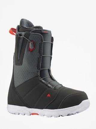 Buty snowboardowe Burton Moto (gray/red)