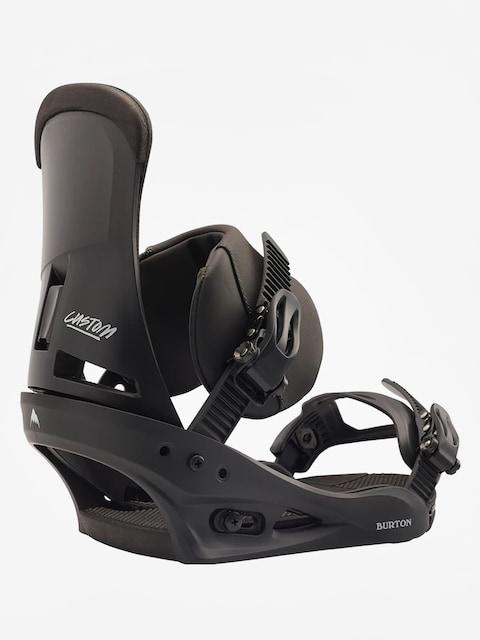 Wiązania snowboardowe Burton Custom (black)