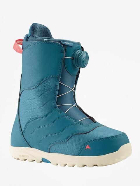 Buty snowboardowe Burton Mint Boa Wmn (storm blue)