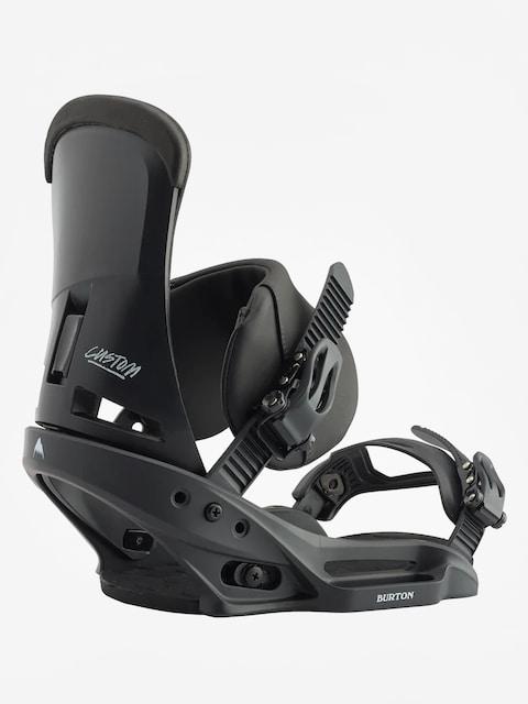 Wiązania snowboardowe Burton Custom Est (black)