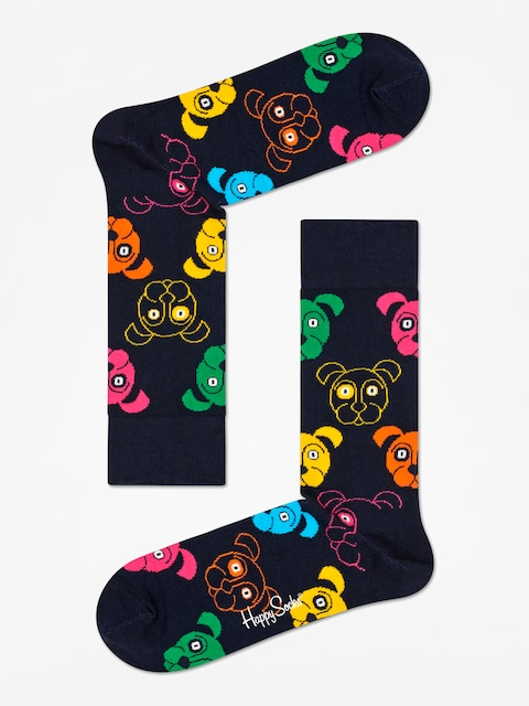 Skarpetki Happy Socks Dog (navy/multi)