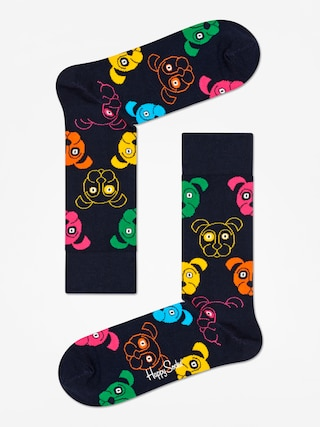 Skarpetki Happy Socks Dog (navy/multi)
