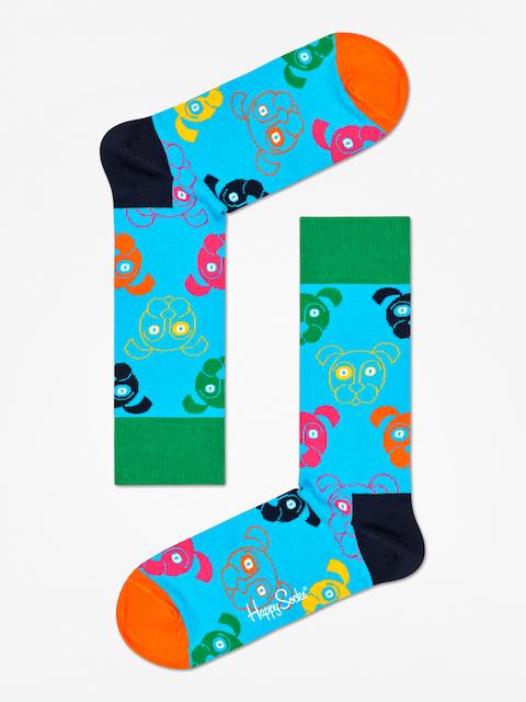 Skarpetki Happy Socks Dog (blue/multi)