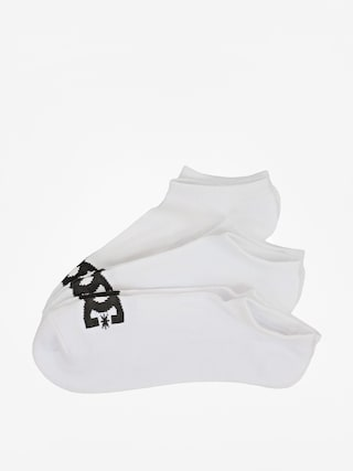 Skarpetki DC Spp Dc Ankle 3Pk (snow white)