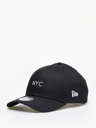 Czapka z daszkiem New Era Nyc Seasonal 9 Forty ZD (black/white)