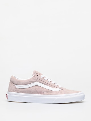Buty Vans Old Skool (pig suede/shadow gray/true white)