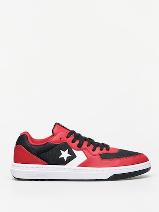 Buty Converse Rival Ox (black/red/white)