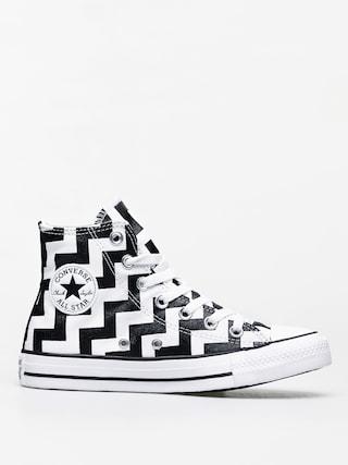 Trampki Converse Chuck Taylor All Star Hi Wmn (white/black/white)