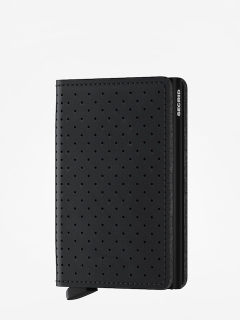 Portfel Secrid Slimwallet (perforated black)
