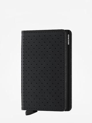 Portfel Secrid Slimwallet (perforated black)