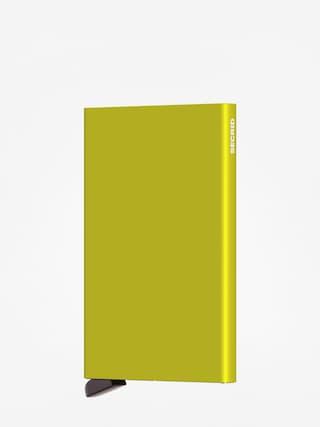 Portfel Secrid Cardprotector (lime)