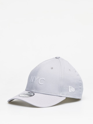 Czapka z daszkiem New Era Nyc Seasonal 9 Forty ZD (grey/white)