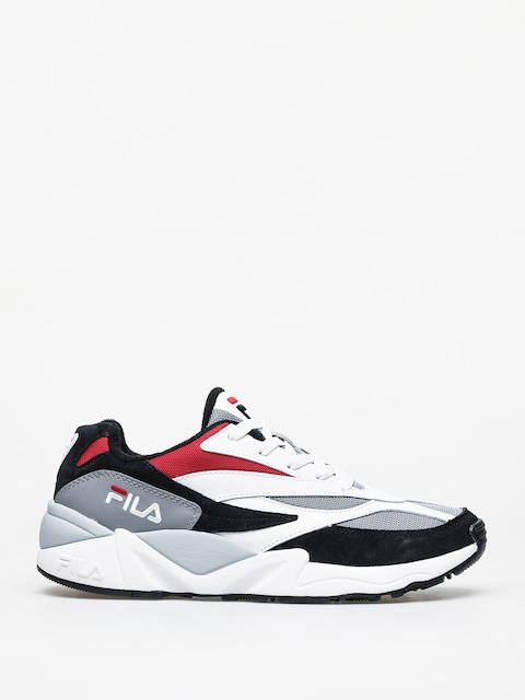 Buty Fila V94M Low (black/white/fila red)