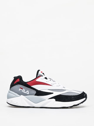 Buty Fila V94M Low (black/white/fila red)