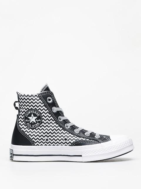 Trampki Converse Chuck 70 Hi Mission-V Wmn (black/white/white)