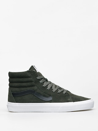 Buty Vans Sk8 Hi (forest night/true white)