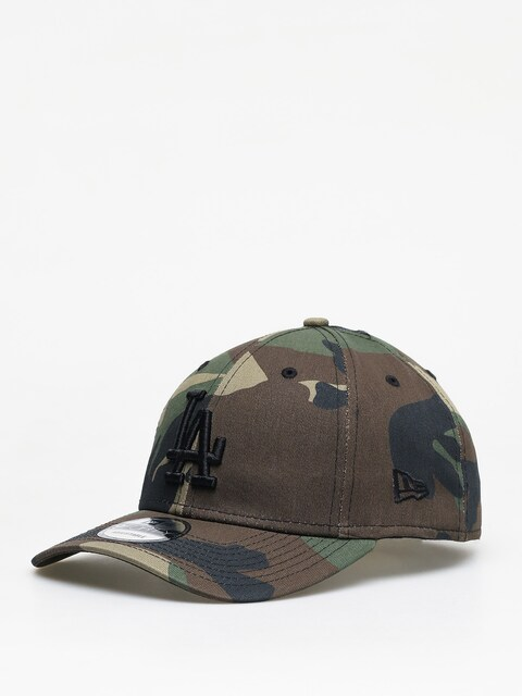 Czapka z daszkiem New Era League Essential Los Angeles Dodgers ZD (woodland camo)