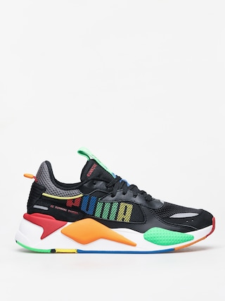 Buty Puma RS X Bold (puma black/andean toucan/orange)