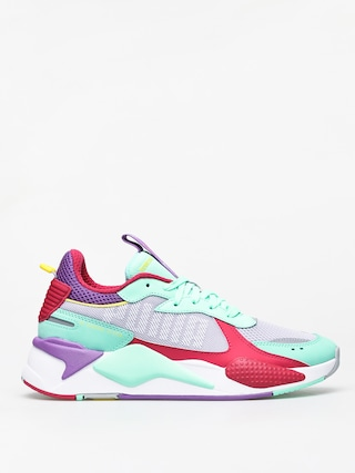 Buty Puma RS X Bold (purple heather/green glimmer/l)