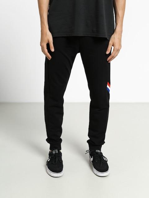 Spodnie Le Coq Sportif Pant Regular N1 (black)