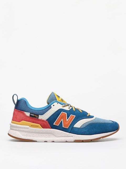 Buty New Balance 997 (blue/orange)
