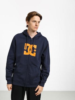 Bluza z kapturem DC Star ZHD (black iris/orange p)
