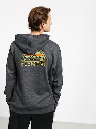 Bluza z kapturem Element Odyssey HD (charcoal heathe)