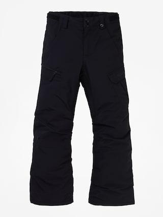 Spodnie snowboardowe Burton Exile Cargo (true black)