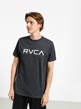 T-shirt RVCA Big Rvca Vintage (charcoal heathe)