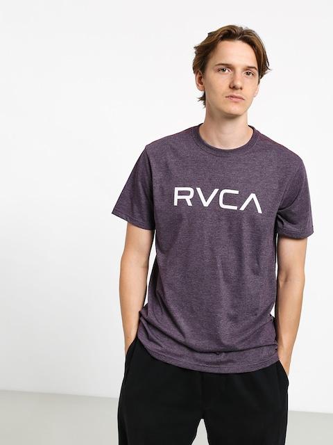 T-shirt RVCA Big Rvca Vintage (dark violet)
