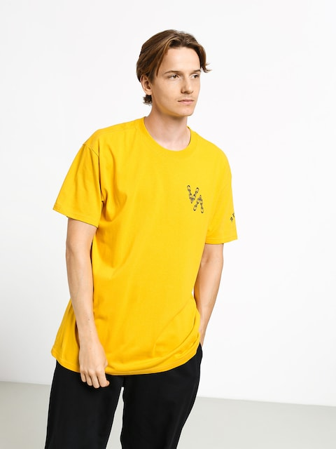 T-shirt RVCA Va Eagle (dijon)