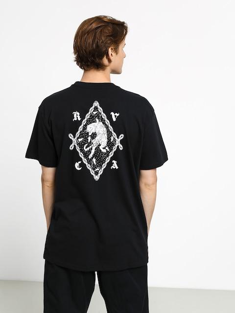 T-shirt RVCA Rvca Tiger (black)