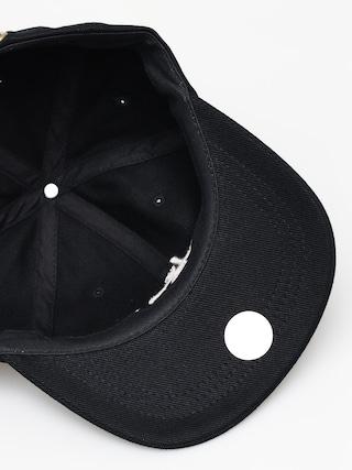Czapka z daszkiem Stussy Big Logo Low Pro ZD (black)