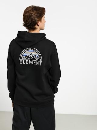 Bluza z kapturem Element Odyssey HD (flint black)