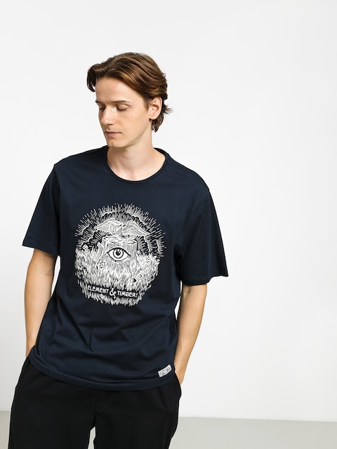 T-shirt Element Too Late Stump (eclipse navy)