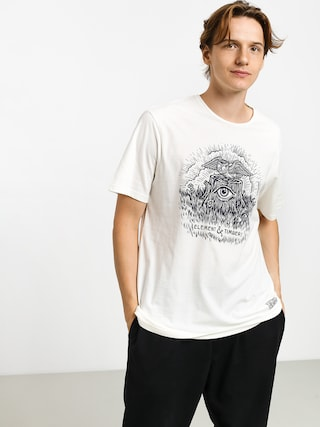 T-shirt Element Too Late Stump (off white)