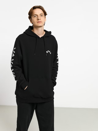 Bluza z kapturem RVCA Jj Mix HD (black)