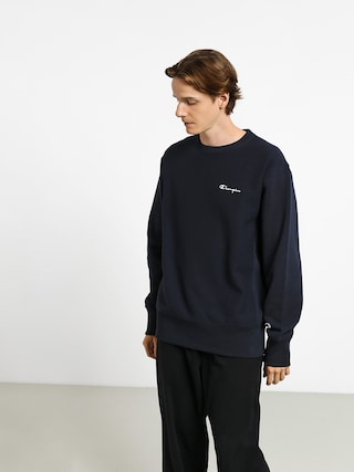 Bluza Champion Premium Reverse Weave Crewneck Left Chest Logo (nny)