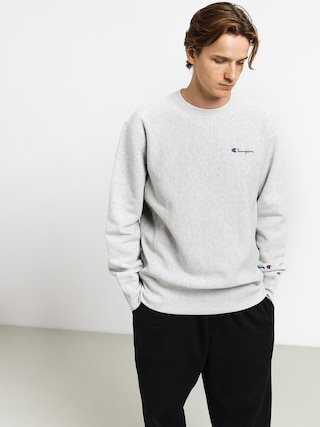 Bluza Champion Premium Reverse Weave Crewneck Left Chest Logo (loxgm)