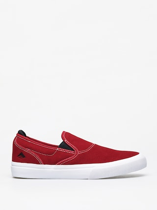 Buty Emerica Wino G6 Slip On (red/white/black)
