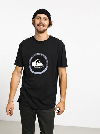 T-shirt Quiksilver Snake Dreams (black)