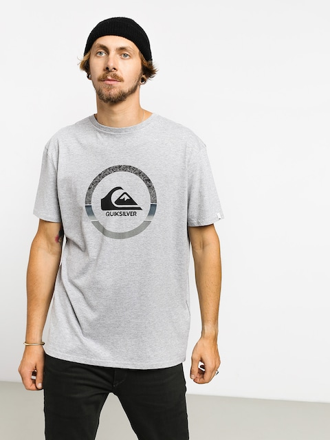 T-shirt Quiksilver Snake Dreams (athletic heather)