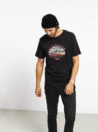 T-shirt Quiksilver Dunescape (black)