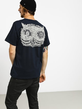 T-shirt Element In The Owl (eclipse navy)
