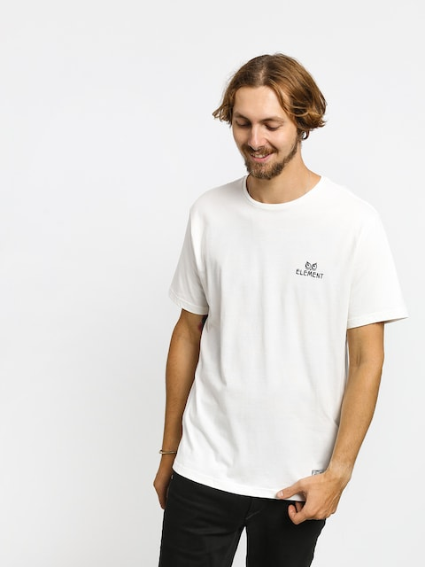 T-shirt Element In The Owl (off white)